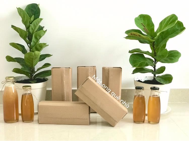 Nơi mua mật ong nguyên chất tại HCM - Mật ong quê nhà